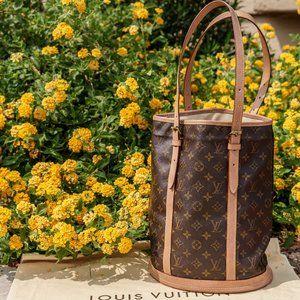 Louis Vuitton Bags - LOUIS VUITTON Amazing Bucket GM (Large) Bag